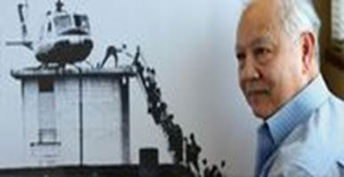 Doctor relives fall of Saigon through famous photo photo